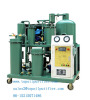 High Vacuum Lubricating Oil Regeneration Machine,Lube Oil Purifier,Oil Purification