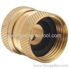 "Brass 3/4"" Female Quick Connector"