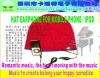 hat earphone Speaker Hat from China Manufacturers supplier