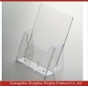 China Acrylic Brochure Holder, A4 brochure display.