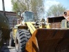 used kawasaki wheel loader 95z