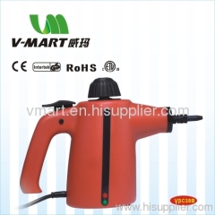 steam cleaner with detergent dispenser