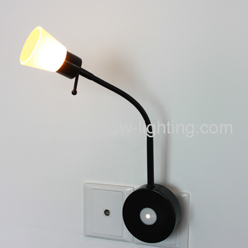 Led Dimmable Plug In Reading Lamp With