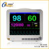 "DK-8000D Good quality 15"" Veterinary/Human patient monitor"
