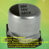 SMD Electrolytic Capacitors 680uF 16V
