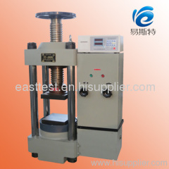 Digital Display compresssion testing machine