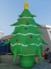 christmas outdoor decorations 10ft inflatable christmas tree