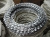 barbed wire galvanized /PVC coated/razor wire