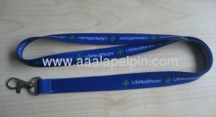 hot selling polyester promotional lanyard