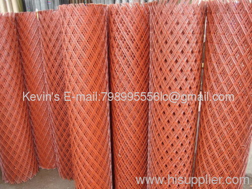 ISO9001:2008 Expanded Metal PVC coated (Factory Sale Price)
