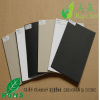 700g balck coated duplex paper with grey back mill