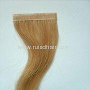 100% low price and good quality TAPE INDIAN REMY HAIR EXTENSION