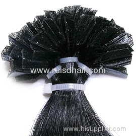 human hair extension/pre bounded hair extension/keratin hair extension
