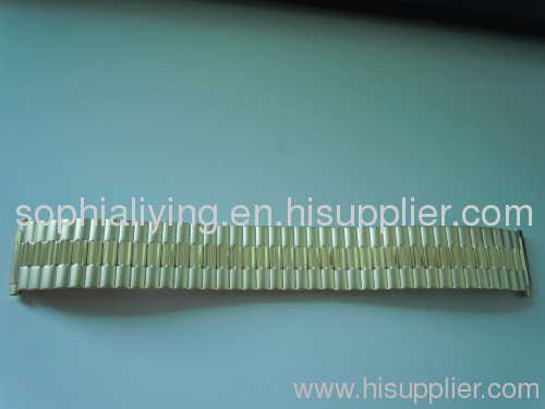stainless steel Spring watch band A217