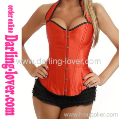 Sexy Red Classic New Corset