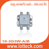 CE proved 16-20dB Isolation 3 way splitter