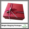 Eco-friendly Medium Square Gift Boxes with Ribbon Bow