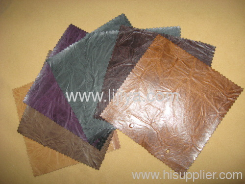 semi pu synthetic leather