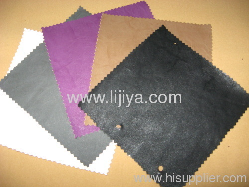 pu synthetic leather for furniture