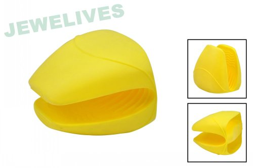 Silicone & Rubber glove for microwave ovens