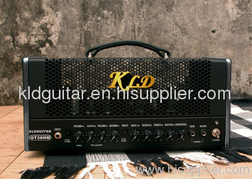 KLD: 30w two channels modern tube guitar amp head