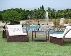 New Outdoor Rattan Garden Set