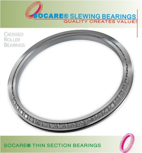 Crossed Roller Slewing Bearings