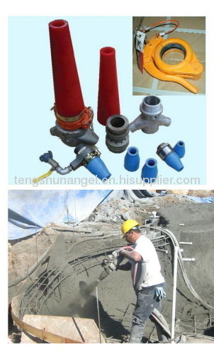 Shotcrete Spraying Nozzle for Shotcrete Machine