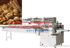 Automatic Flow Bread Packing Machine