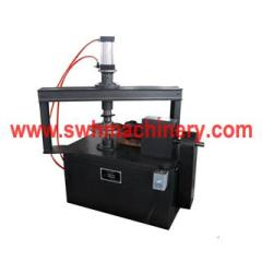 SOLAR WATER HEATER COVER MACHINE