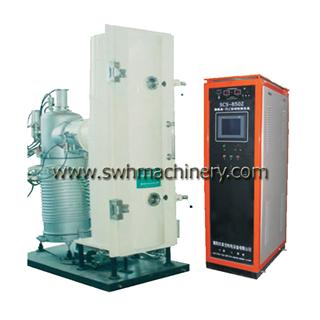 Vacuum tube coating line