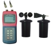 Digital and portable anemometer AM4836C