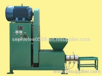 Charcoal Briquette Machine /sawdust briquette making machine