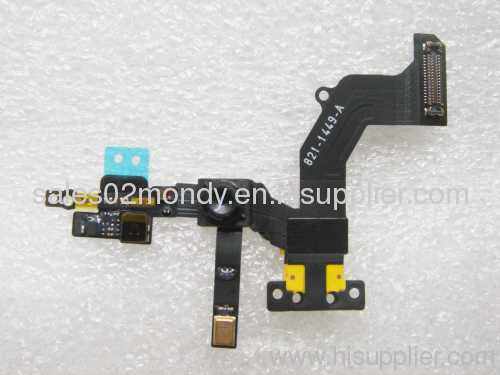Front Facing Camera with Sensor Flex Cable Ribbon For iphone 5
