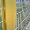 Welded wire mesh fence panels in 6 gauge, manufactor, ISO9001