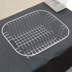 Stainless Steel Wire Mesh Baskets of heat treatment