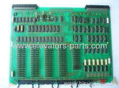 Toshiba Elevator Lift Spare Parts PCB DIO-N CV60 Signal Processing Board