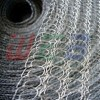 knitted wire mesh for EMI/FRI shielding