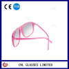 New Red Large Eyewear huge Frame for Young Woman