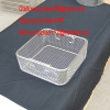 wire mesh basket/medical wire basket/cheap wire baskets