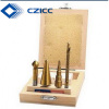 CZIC Step Drill---4 PCS COMBINATION DRILL SET