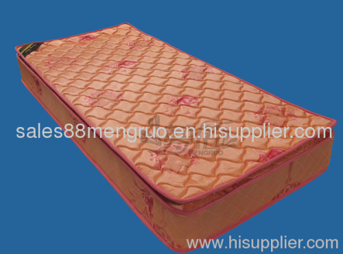 pilow top lastic Spring mattress