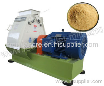Livestock Feed Hammer Mill Machine