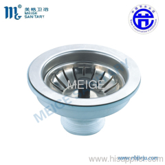 stainless steel sink drain