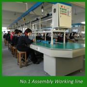 No.1 Assembly Working line