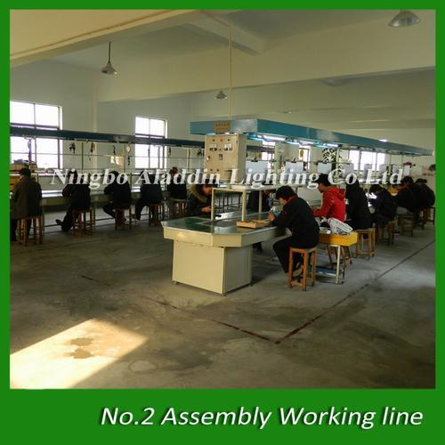 No.2 Assembly Working line