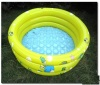 Inflatable kid swim pool