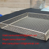 rectangle Metal storage basket