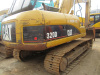 sell used caterpillar excavator 320d 320c 320b