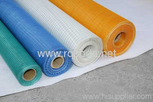 fiber glass mesh used in construction